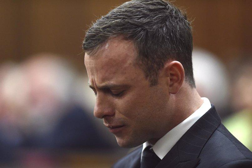 Óscar Pistorius, condenado a 13 años de cárcel por asesinar a su novia