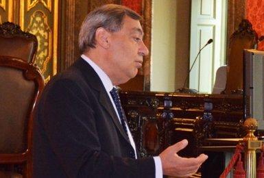El magistrat del Tribunal Suprem Julián Sánchez Melgar, nou fiscal general de l'Estat (CGPJ)