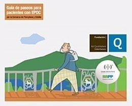 Editada por Salud una guía de paseos para pacientes EPOC.