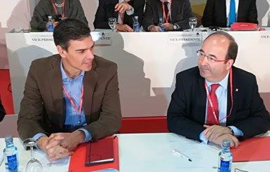 """Iceta proposa un Govern de reconciliació i afirma que està disposat """"a cedir"""" (EUROPA PRESS)"""