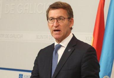 """Feijóo diu que un finançament que premiï """"la deslleialtat"""" seria no aprofitar el que s'ha aprés de la crisi catalana (XUNTA)"""