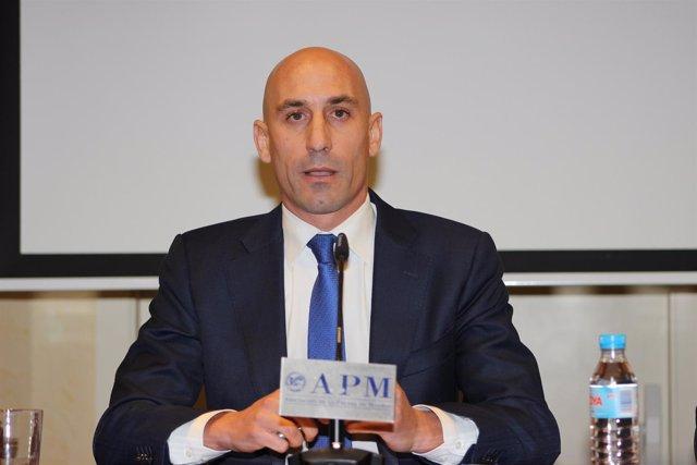 Luis Manuel Rubiales Béjar (Ex-presidente de la AFE)