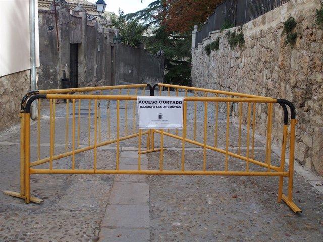 Fotos Calle Bajada Virgen De Las Angustias