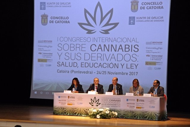 Foro sobre el cannabis en Catoira (Pontevedra)
