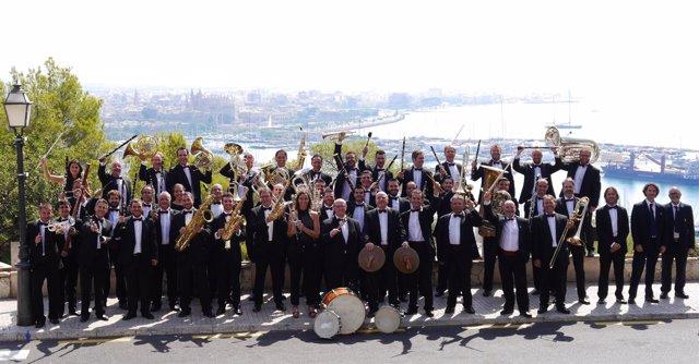 Banda municipal de Palma