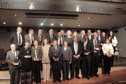 La Asociación Española de Derecho Farmacéutico entrega 17 distinciones en su XI edición