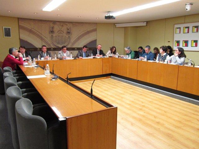 Comisión Administración Pública y Hacienda