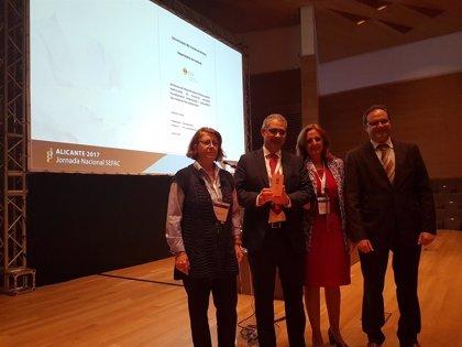 El Premio Francisco Martínez Romero ha sido para un trabajo sobre prescripciones potencialmente inadecuadas en ancianos