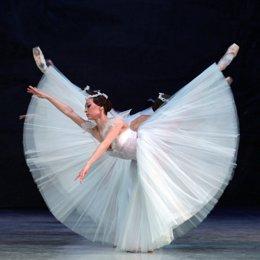 L'actuació de 'Giselle' del Russian State Ballet