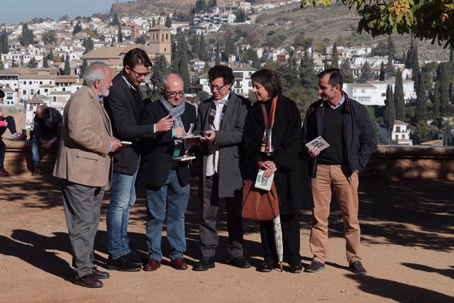 Alhambra Concurso Cante Jondo 1922