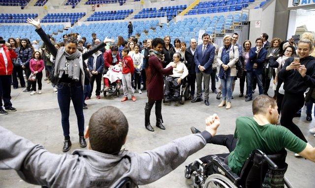 Mañanes Jornada discapacidad
