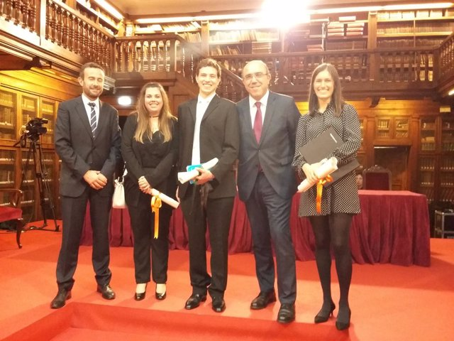 Premios Liberbank al mejor expediente