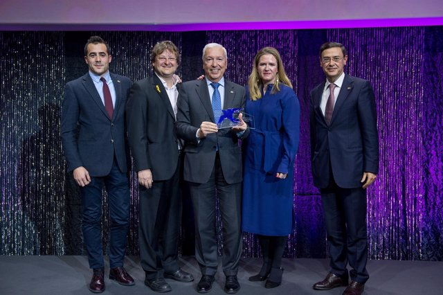Premio Europeo de Promoción Empresarial 2017 a Cecot