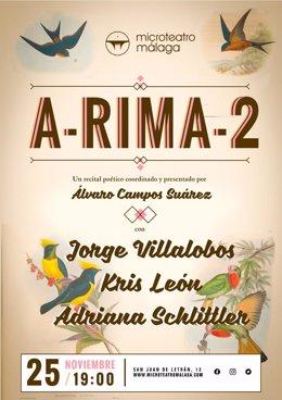 A-RIMA-2 (cartel)