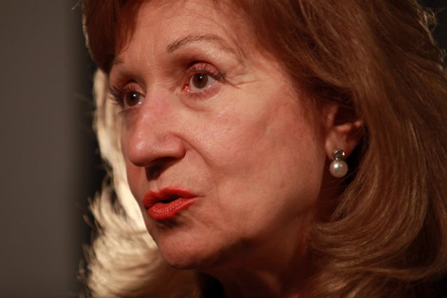 Ekaterina Trendafilova, presidenta del tribunal especial para Kosovo
