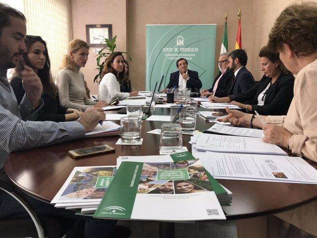 Andalucía acogerá en mayo el Congreso Europeo de Servicios Sociales 2018