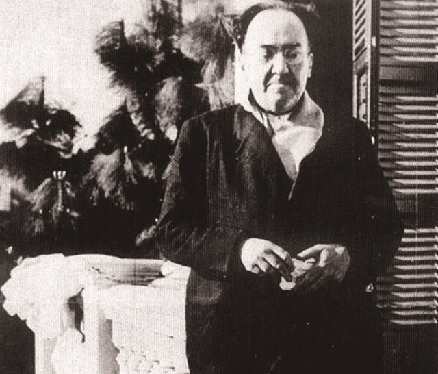 Antonio Machado en Rocafort