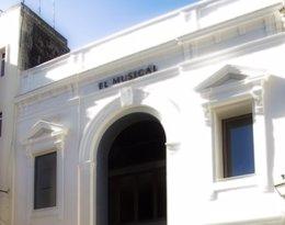 Fachada del Teatre El Musical de València