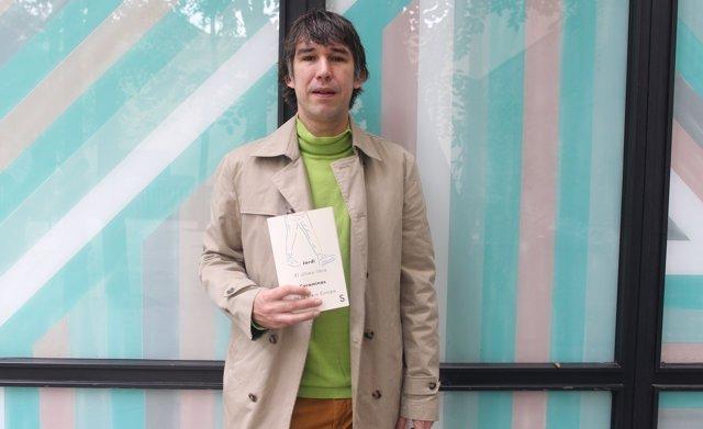 Entrevista con Jordi Corominas por su libro El último libro de la vieja Europa