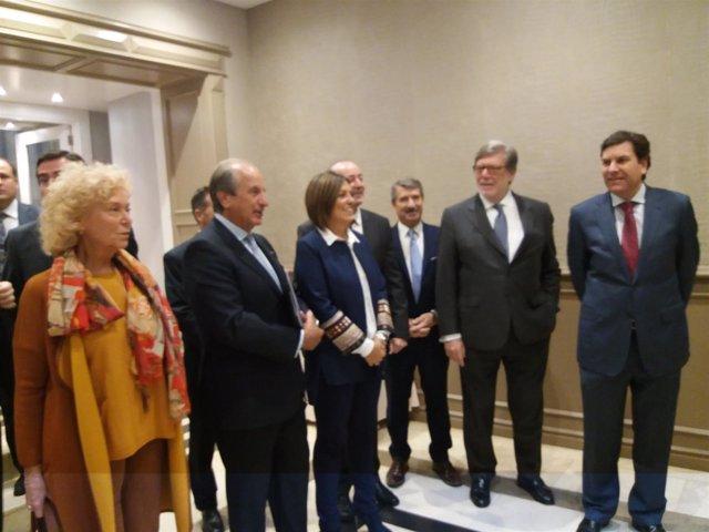 Palencia: entrega del premio a Siro