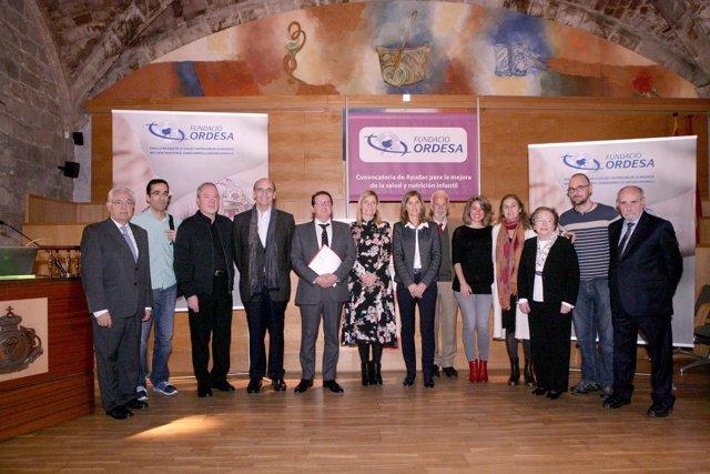 Fundació Ordesa distribuye 400.000 euros a proyectos sociales para mejorar la ca