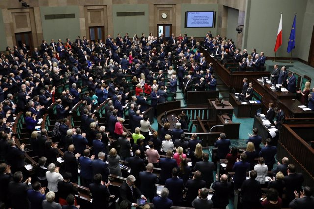 Parlamento de Polonia