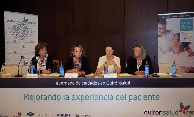 Sevilla acoge la II Jornada de Cuidados en Quirónsalud