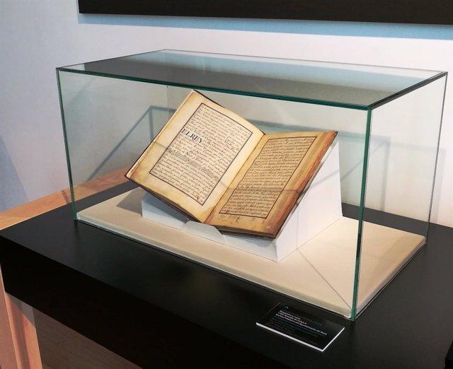 Libro del Privilegio Museo de Nerja 2