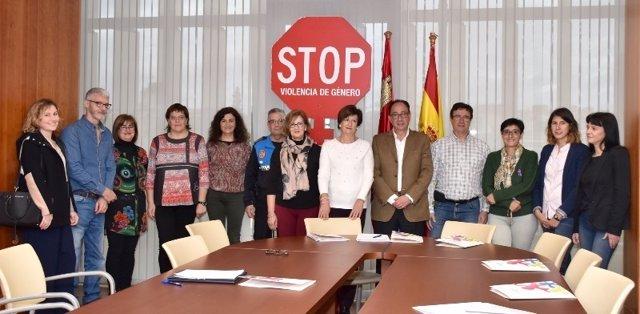 Comisión Territorial de Violencia de Género