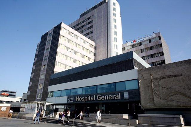 Hospital, hospitales, hospital La Paz de Madrid