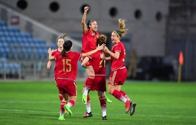 La selección española femenina de fútbol conquista la Algarve Cup
