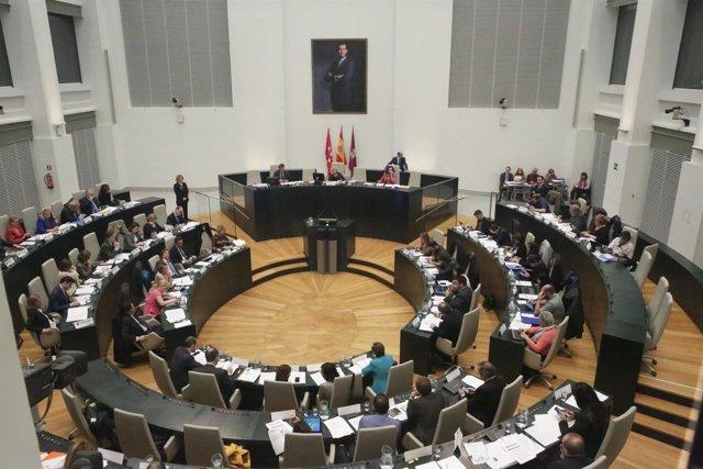 Pleno del Ayuntamiento de Madrid
