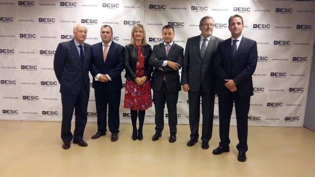 Premios Aster de ESIC.