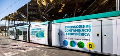 Arrenca una campanya sobre restriccions als vehicles més contaminants en l'àmbit de les Rondes (AMB)