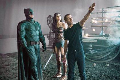Así iba a ser la Liga de la Justicia de Zack Snyder
