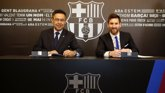 Foto: Messi renueva con el FC Barcelona hasta 2021