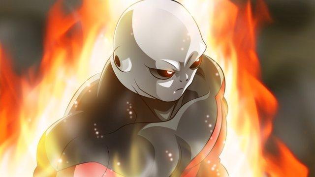 Jiren en Dragon Ball Super