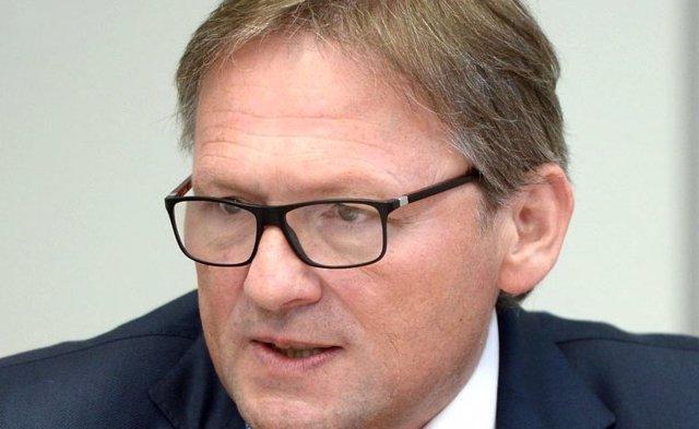 Boris Titov, candidato a la Presidencia de Rusia