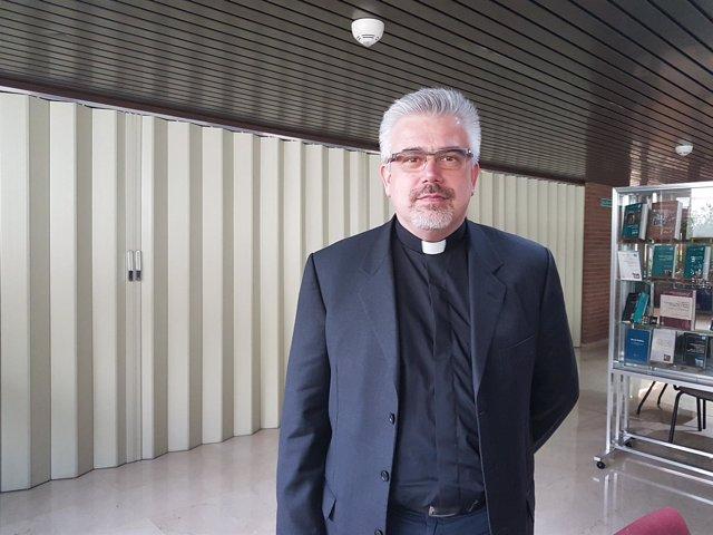 Fabio Baggio, sección de migrantes del Vaticano
