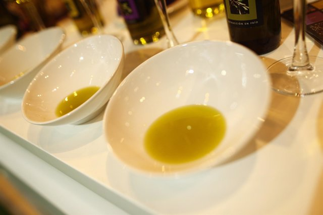 Salón Gourmet de Madrid, aceite