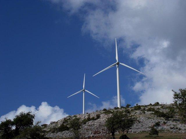 Parque eólico Siemens Gamesa