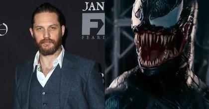 """Vídeo: Así se convierte Tom Hardy en Venom, uno de los villanos """"más poderosos y oscuros"""" de Marvel"""