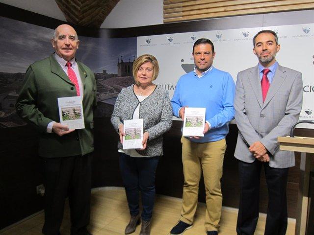 Presentación del libro sobre gestión turística del Patrimonio Mundial