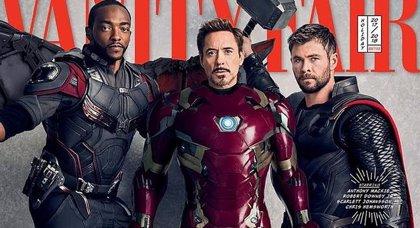 Nuevas imágenes oficiales de Vengadores: Infinity War