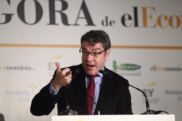 Álvaro Nadal interviene en 'El Ágora' de El Economista