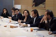 Barcelona promou una taula permanent dedicada a la innovació, la investigació i la ciència (EUROPA PRESS)