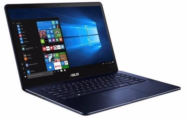 ASUS presenta el nuevo ZenBook Pro UX550