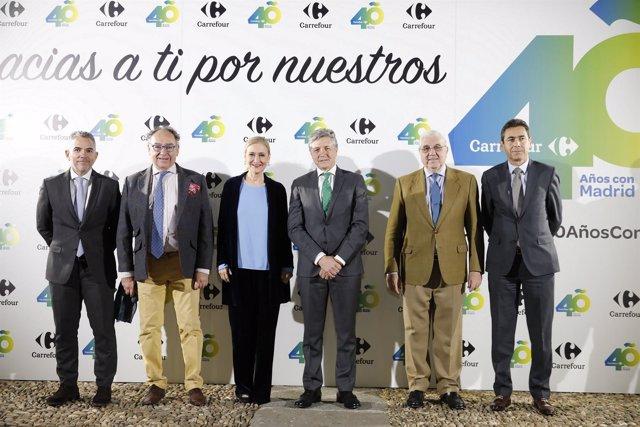 40 Aniversario De Carrefour En Madrid