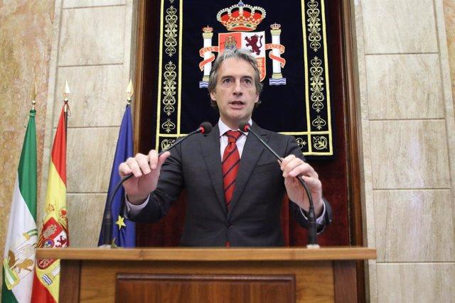 Fwd: Fotos Íñigo De La Serna, Ministro De Fomento (Rueda De Prensa Almería)