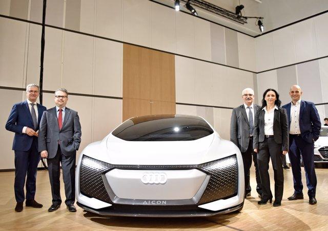 Audi asegura el trabajo para sus plantas alemanas hasta 2025